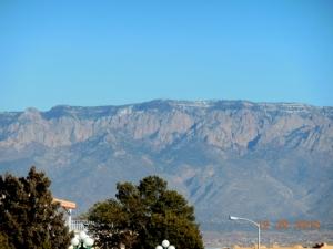 Sandia Mt.