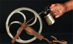 oil wheel