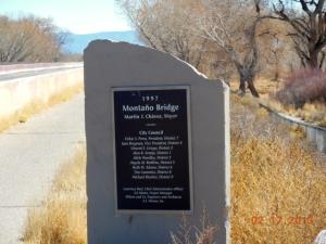 Montano bridge