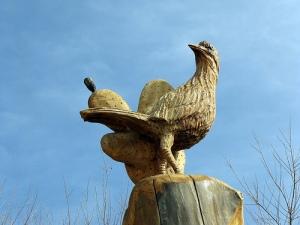 road runner sculpture