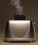 burn toaster