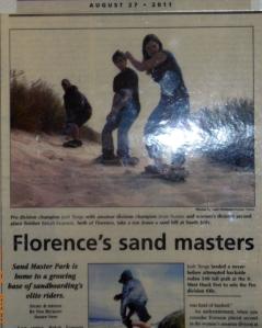 Florence sand masters